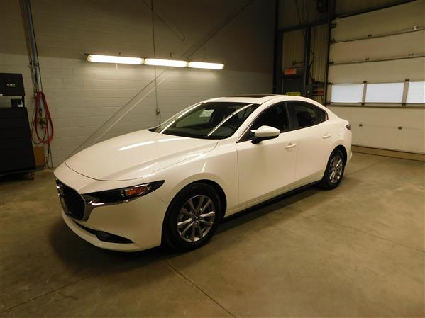 Mazda Mazda3 GS 4RM GR LUXE 2019