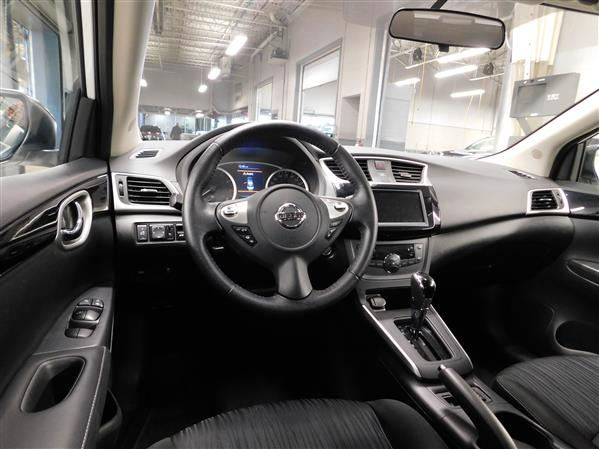 Nissan Sentra 2019 - Image #12