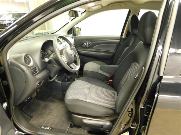 Nissan Micra 2017 - Image #9
