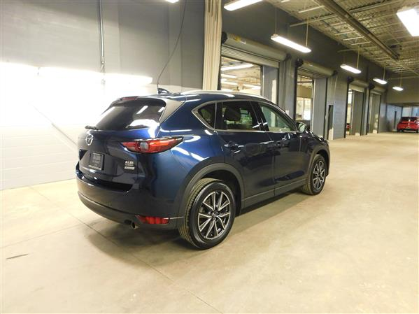 Mazda CX-5 GT CUIR TOIT NAV 4RM 2017 - image # 3