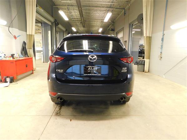 Mazda CX-5 GT CUIR TOIT NAV 4RM 2017 - image # 4