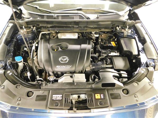 Mazda CX-5 GT CUIR TOIT NAV 4RM 2017 - image # 6