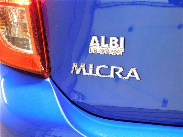 Nissan Micra 2016 - Image #21
