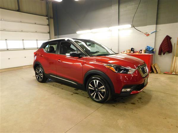 Nissan Kicks SR CUIR 2019 - image # 2