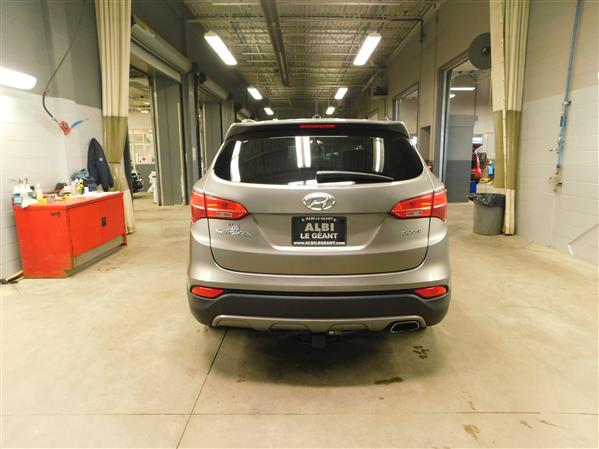 Hyundai Santa Fe 2014 - Image #5