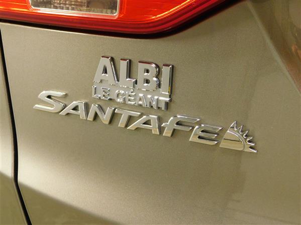 Hyundai Santa Fe 2014 - Image #24