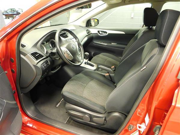 Nissan Sentra SV 2015 - image # 8