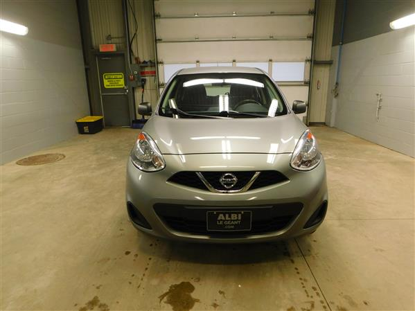 Nissan Micra S 2015 - image # 1