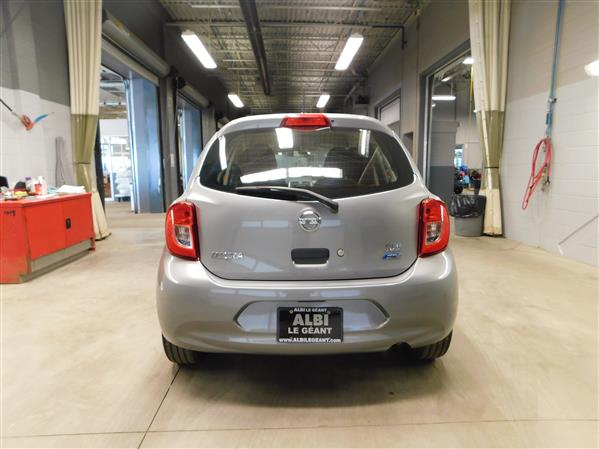 Nissan Micra 2015 - Image #5