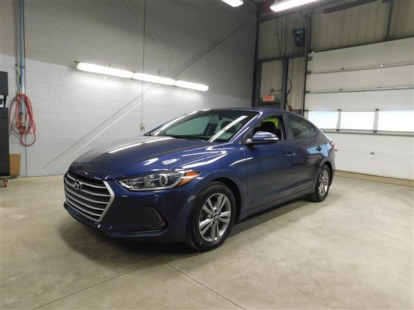 Hyundai Elantra 2018 - Image #1