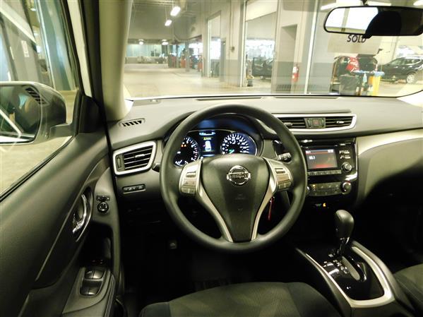 Nissan Rogue 2016 - Image #12