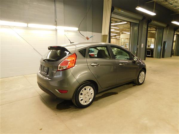 Ford Fiesta 2014 - Image #4