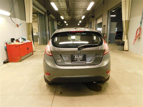 Ford Fiesta 2014 - Image #5
