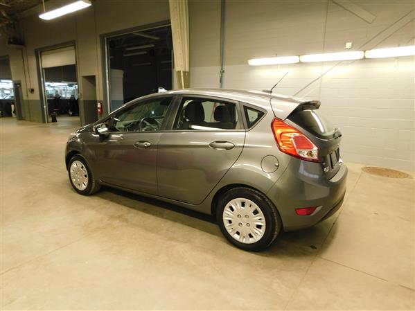 Ford Fiesta 2014 - Image #6