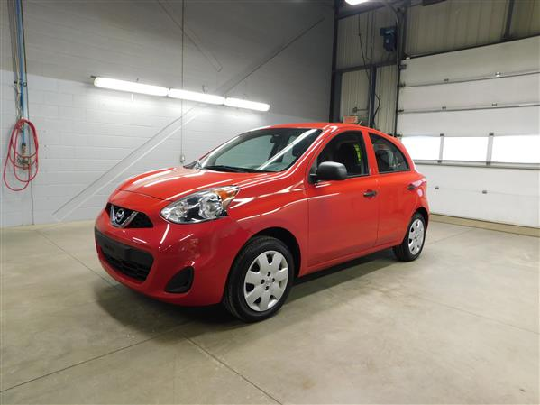 Nissan Micra S A/C 2017