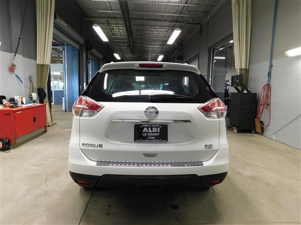 Nissan Rogue 2016 - Image #5