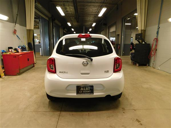 Nissan Micra 2017 - Image #5