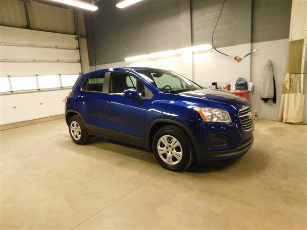 Chevrolet Trax 2016 - Image #3