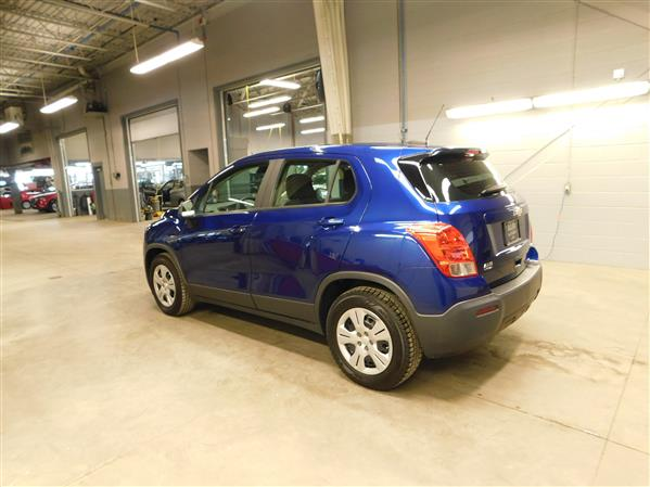 Chevrolet Trax 2016 - Image #6