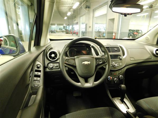 Chevrolet Trax 2016 - Image #12