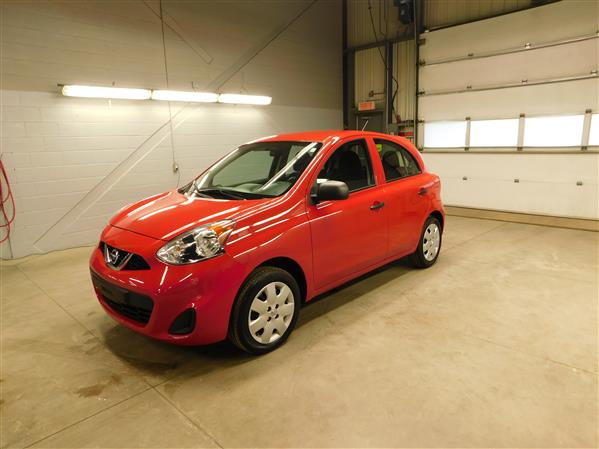 Nissan Micra S A/C 2016