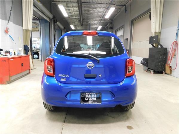 Nissan Micra 2016 - Image #5