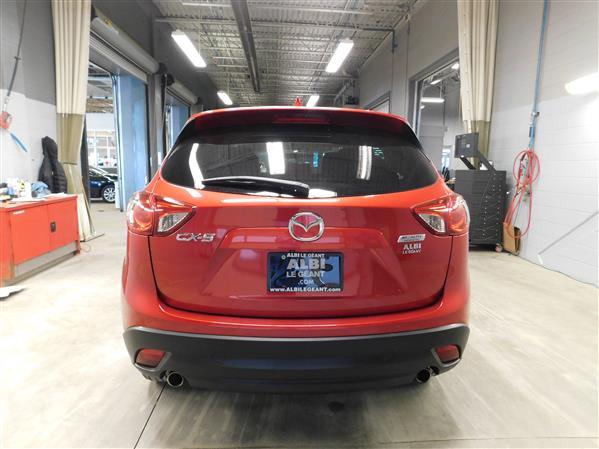 Mazda CX-5 2016 - Image #5