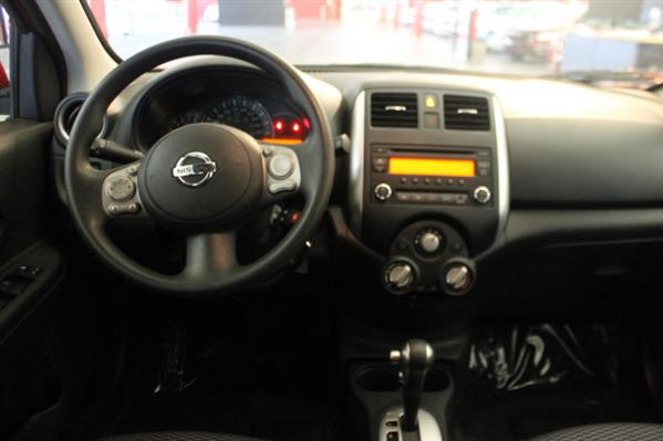 Nissan Micra 2016 - Image #8