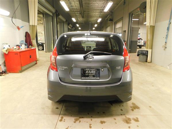 Nissan Versa Note 2017 - Image #5