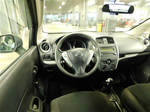 Nissan Versa Note 2017 - Image #12