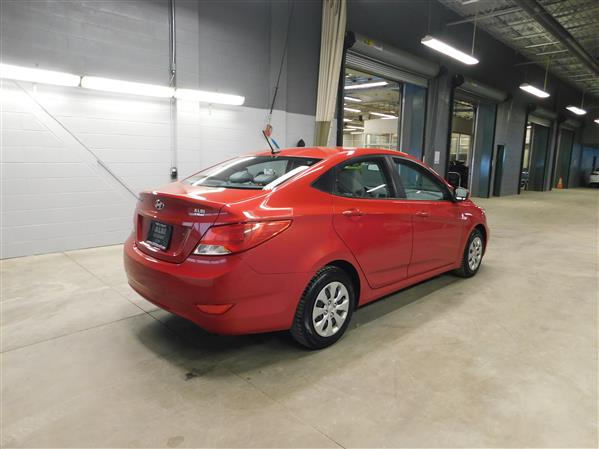 Hyundai Accent 2016 - Image #4