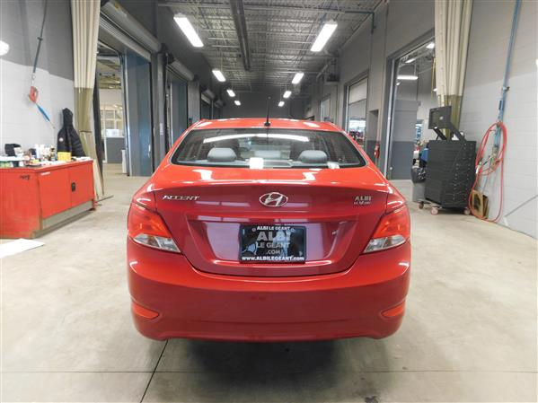 Hyundai Accent 2016 - Image #5