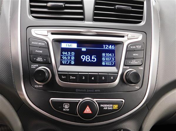 Hyundai Accent 2016 - Image #16