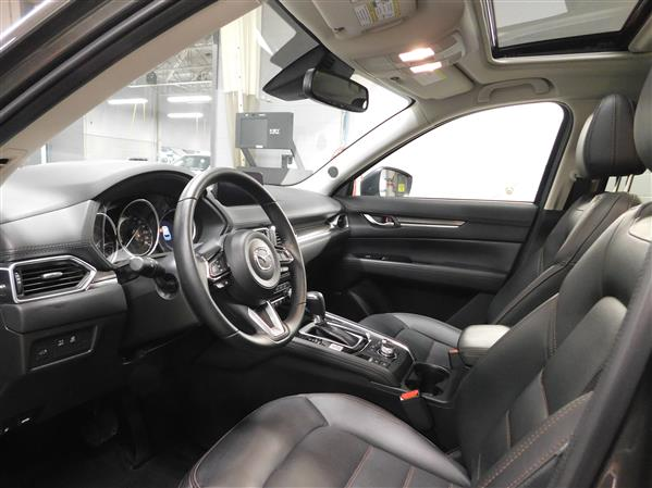 Mazda CX-5 GT  CUIR TOIT NAV 4RM 2019 - image #7