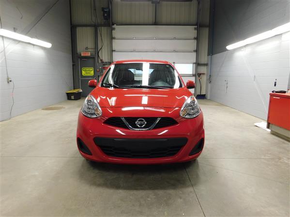Nissan Micra 2017 - Image #1