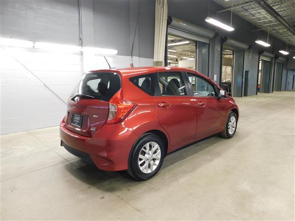 Nissan Versa Note 2018 - Image #4