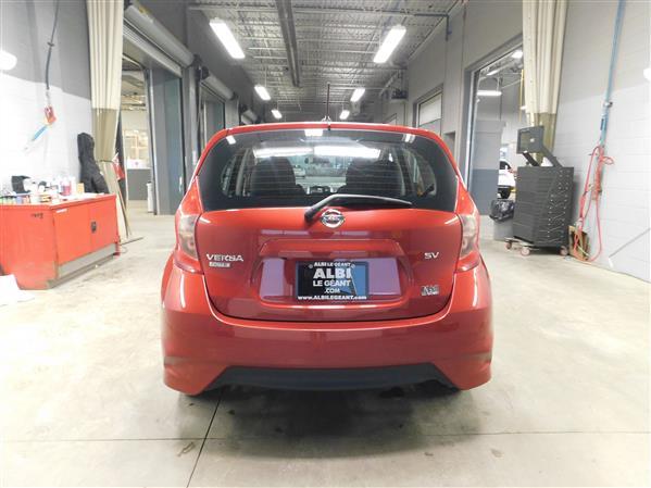 Nissan Versa Note 2018 - Image #5