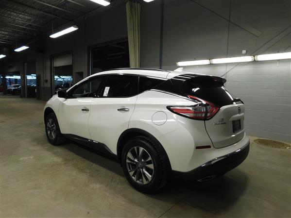 Nissan Murano 2017 - Image #6
