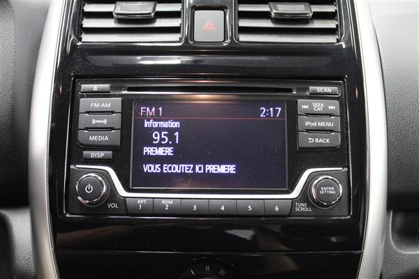 Nissan Versa Note 2017 - Image #16